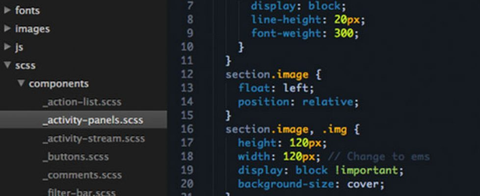 coding footer wordpress